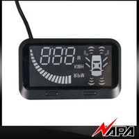 new smart car hud head up display front and parking sensor canbus control for chevrolet cruze