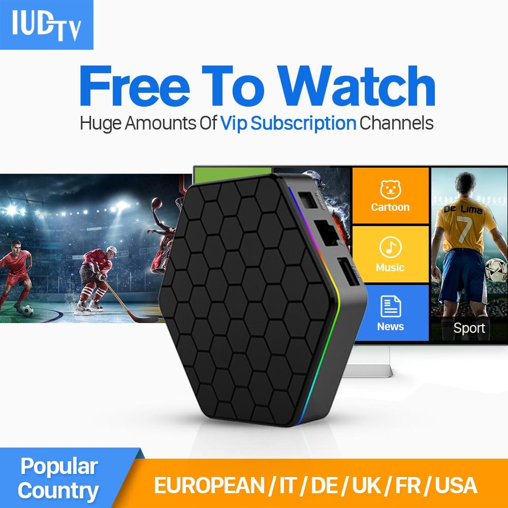 T95ZPlus Android Smart TV Box Octa-core 2 GB/16 GB WIFI H265 mit...