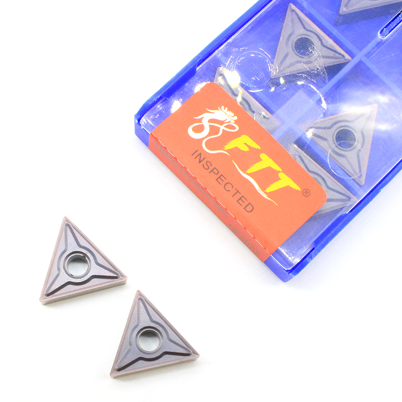 TNMG160404 PM <font><b>HP1025</b></font> High quality Boring External Turning CNC Cutting Tungsten Carbide Inserts image