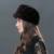 Toda A Pele Mink Chapéus De Pele 2016 das Mulheres Elegantes Da Moda Orelha Quente Cap Linda Malha Chapéus De Pele Elástica Top Quality Mulheres Gorros WZD-04
