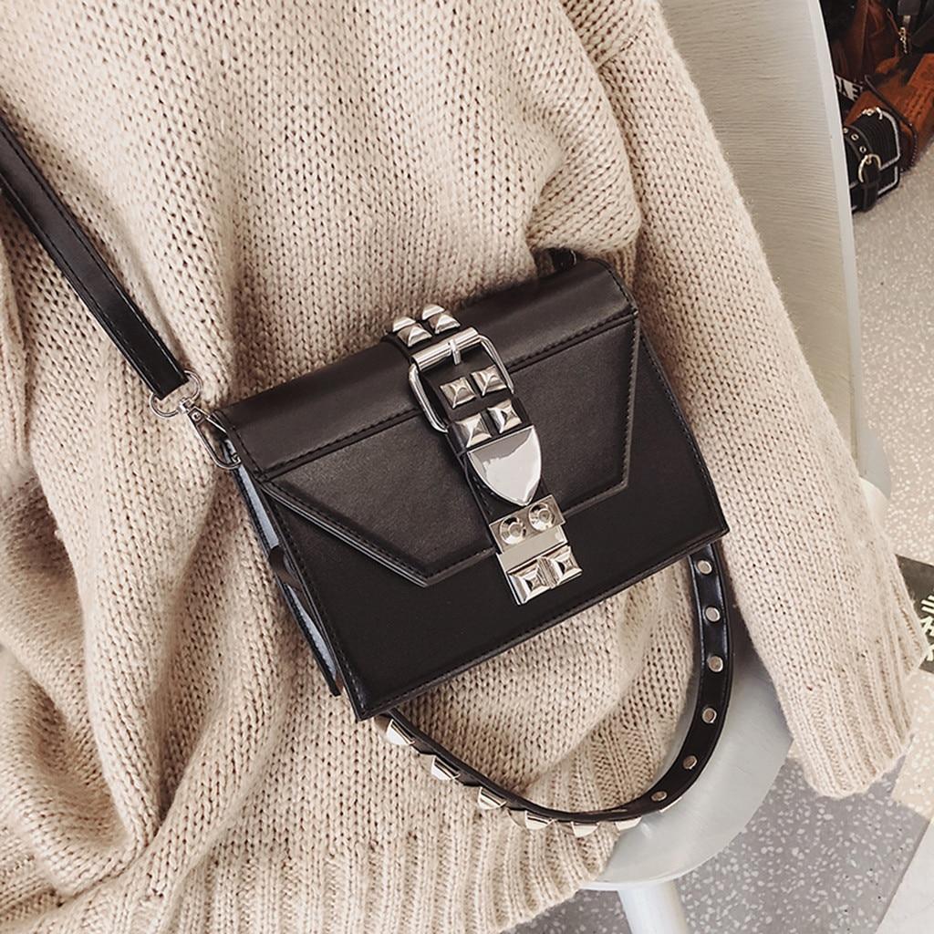 Mini Square Crossbody Bag