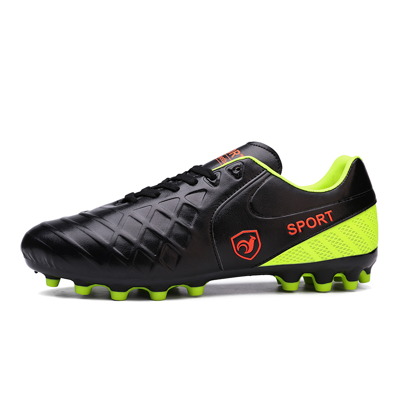the latest 68ee5 325ed FANCIHAWAY mens soccer shoes zapatos de futbol con tobillera chuteira football  cleats Flyknit TiempoVI Legend FG soccer cleats-in Soccer Shoes from Sports  ...