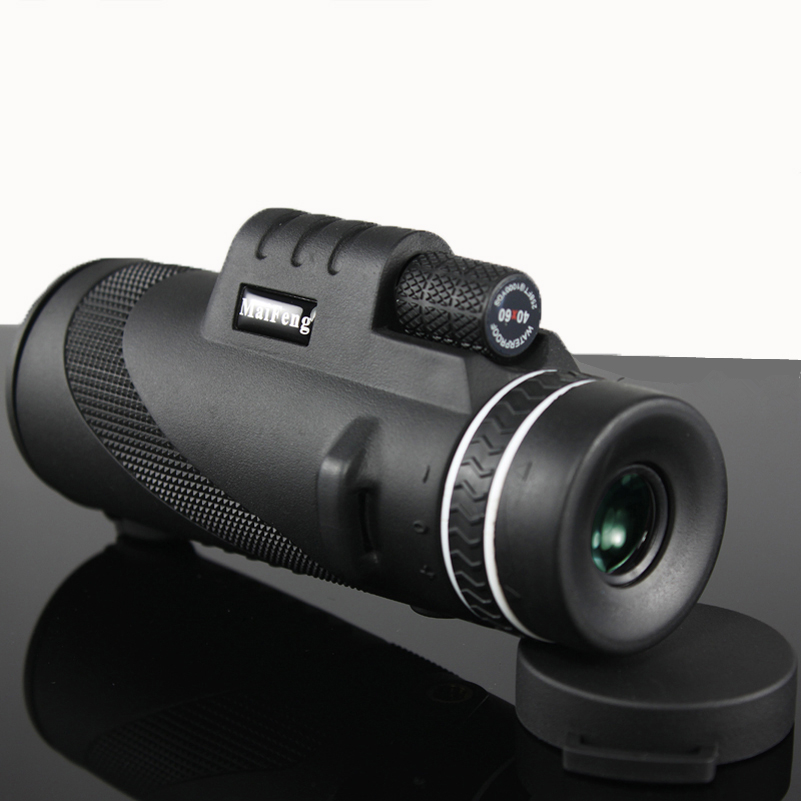 Monocular 40×60 Powerful Binoculars – Zoom Telescope w/ night vision 5