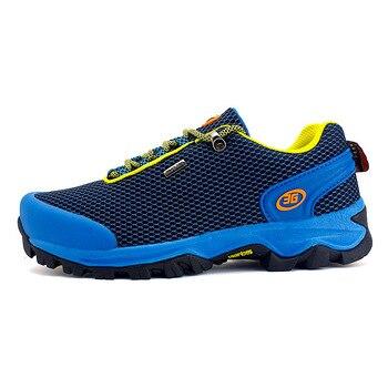 Men Lightweight Walking Shoes Breathable Skidproof Comfortable Outdoor Sport Trainers Mesh Free Walking Wading Sneakers Footwear