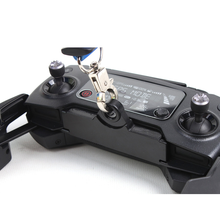 Remote Controller Transmitt Holder Buckle Bracket with Hanging Hook for DJI Mavic Pro Drone Accessories