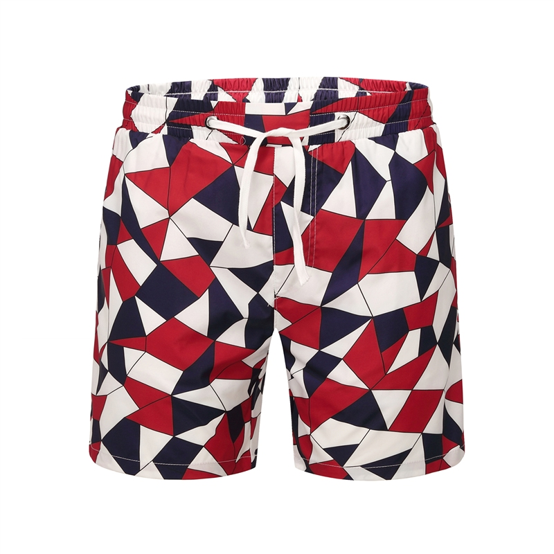 STDKNSK9 Mens Tropical Flowers and Leaves Pattern Board Shorts Beach Shorts