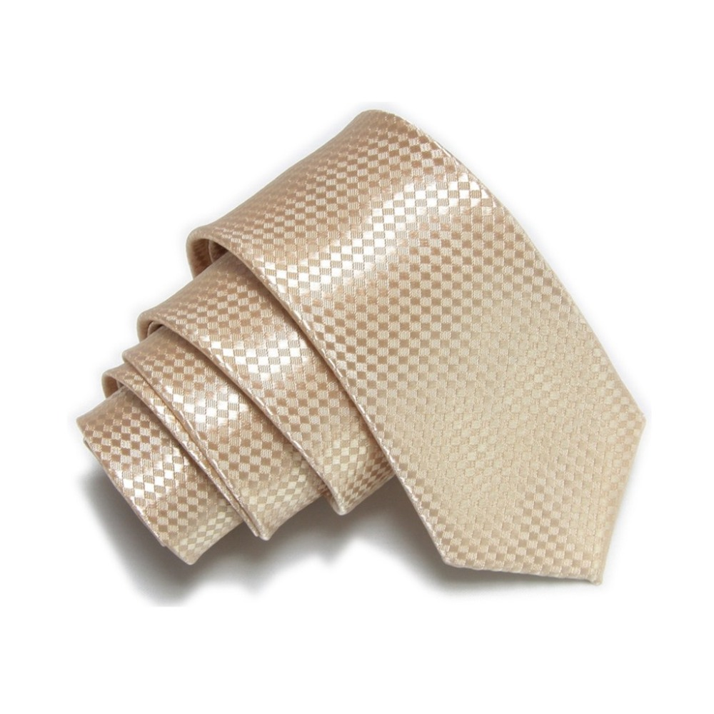 HOOYI 2019 Casual Polyester Men's Neck Tie Slim Ties