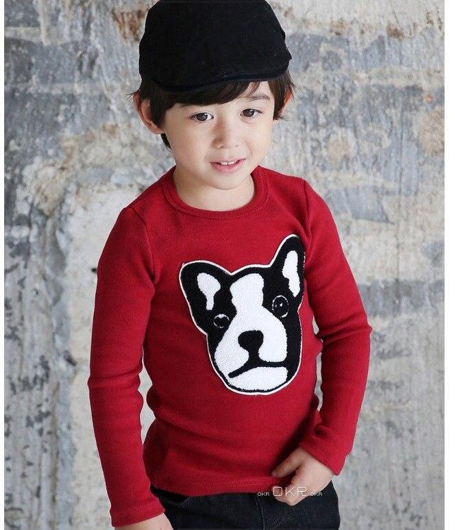 2015 Spring 100% Cotton Children's Cartoon Long Sleeve T-shirt, Boys Clothes, Girls Tops Tees