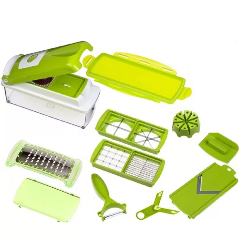 3 Divider Plastic Food Container