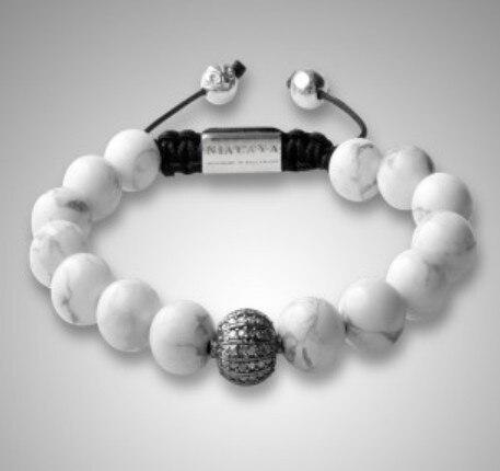 NY-B-522 Wholesale Customized Shamballa Bracelets for Women Men Handmade Beads High Quality Shamballa Jewelry Free Shipping