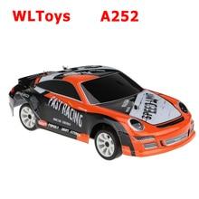 Wltoys A252 1/24 2.4 г электрический щеткой 4WD RTR RC дрифтмобиля