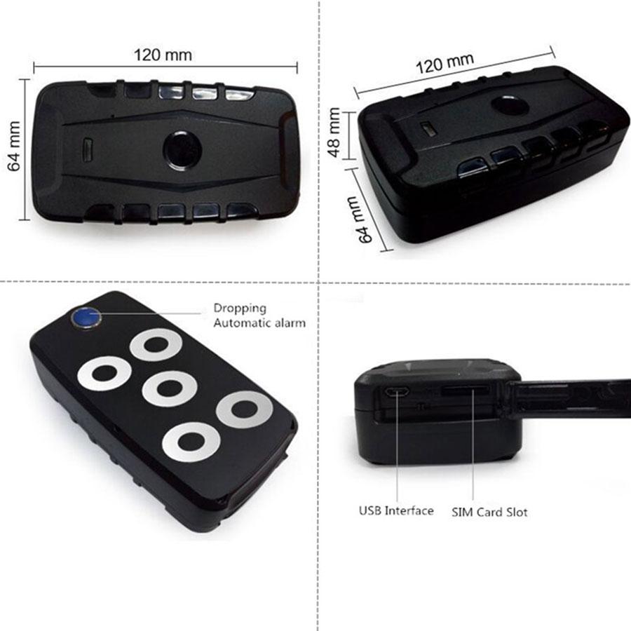 LK209C Magnetische Auto GSM GPS Tracker 20000 mah Batterij Google Koppeling Real Time Vechicle Tracking Standby 240 dagen IPX 6 Waterdicht - 5