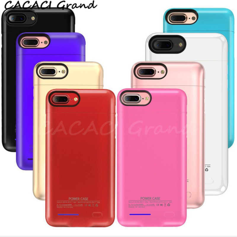 phone case charger Battery Case For iPhone XR 6.1 Power Bank Magnetic Charging Charger Cover