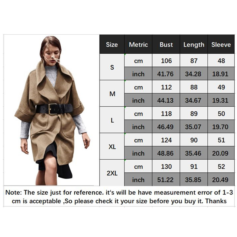 Hot 2018 Coat Women Open Front Jacket Women Manteau Femme Hiver Long casaco feminino Winter Autumn Outwear Jacket Women Coat in Jackets from Women 39 s Clothing