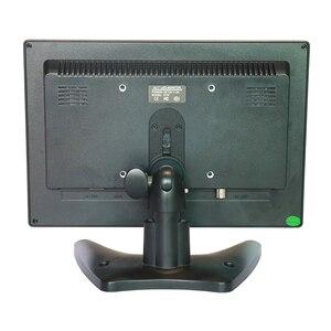 "Image 2 - ZHIXIANDA 10.1 ""Zoll 16:10 CCTV Sicherheit Monitor Farbe Screen Monitor Breite Betrachtung Winkel mit Lautsprecher AV/VGA/HDMI/BNC"