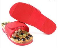 Natural Pebbles Massage Slippers For Men And Women A Foot Care Massage Shoes Foot Massage Foot