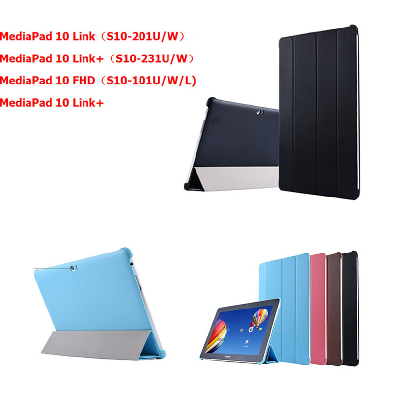 SD PU Leather Stand Case For HuaWei MediaPad 10 Fhd Link 10.1 inch cover For Mediapad 10FHD 10 Link Link+ Tablet PC клипса tescoma presto 15см д пакетов пластик page 6