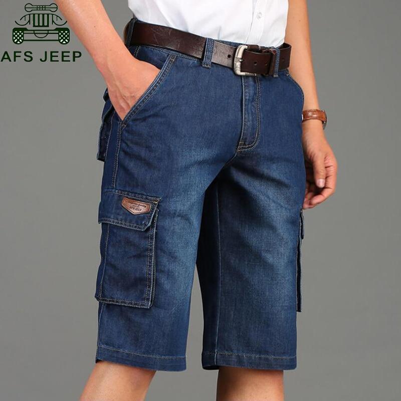 Popular Cargo Jean Shorts for Men-Buy Cheap Cargo Jean Shorts for ...