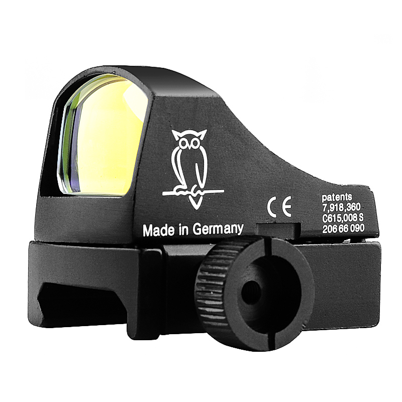 Caça doc vista tactical red dot riflescope