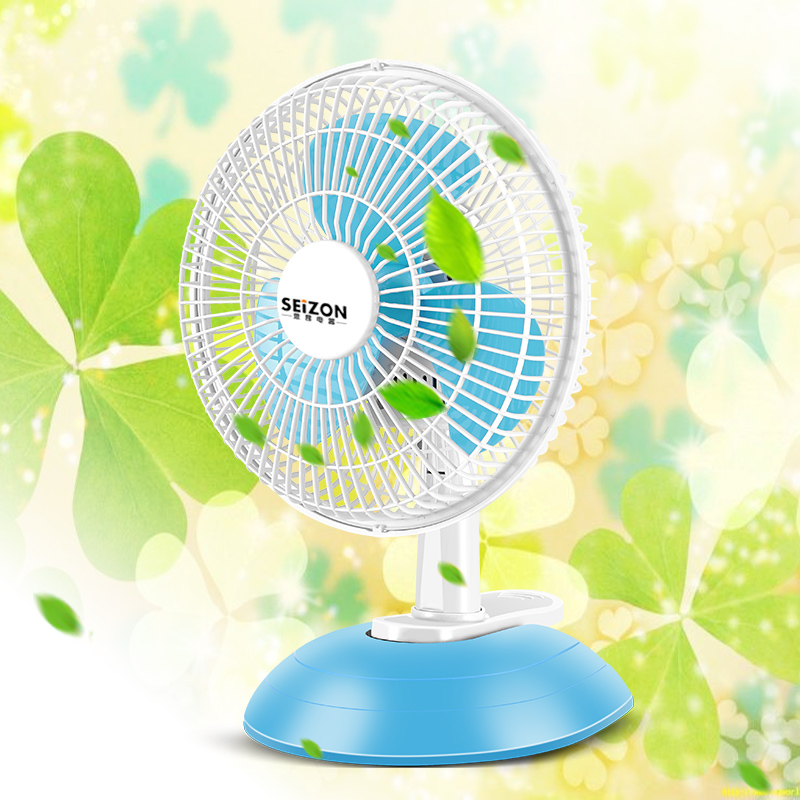 Fan ventilator mini portable Charging usb Gadgets battery rechargeable cooler USB rotate 13 inch цена