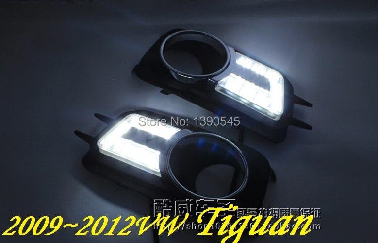 free dropship 20102012 vw tiguan led daytime running light. Black Bedroom Furniture Sets. Home Design Ideas
