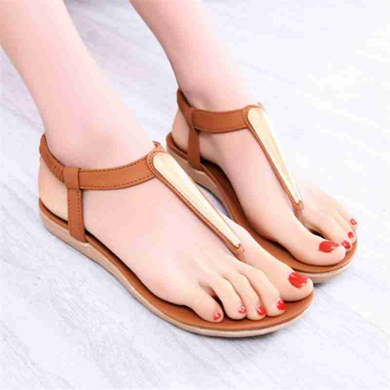 Noopula Sandals Womens 2017 Designer Sandals Leather Women Brand Sandals  Girls Wedge Sexy Shoes New Arrival Flip Flops Luxury f10775b9ae
