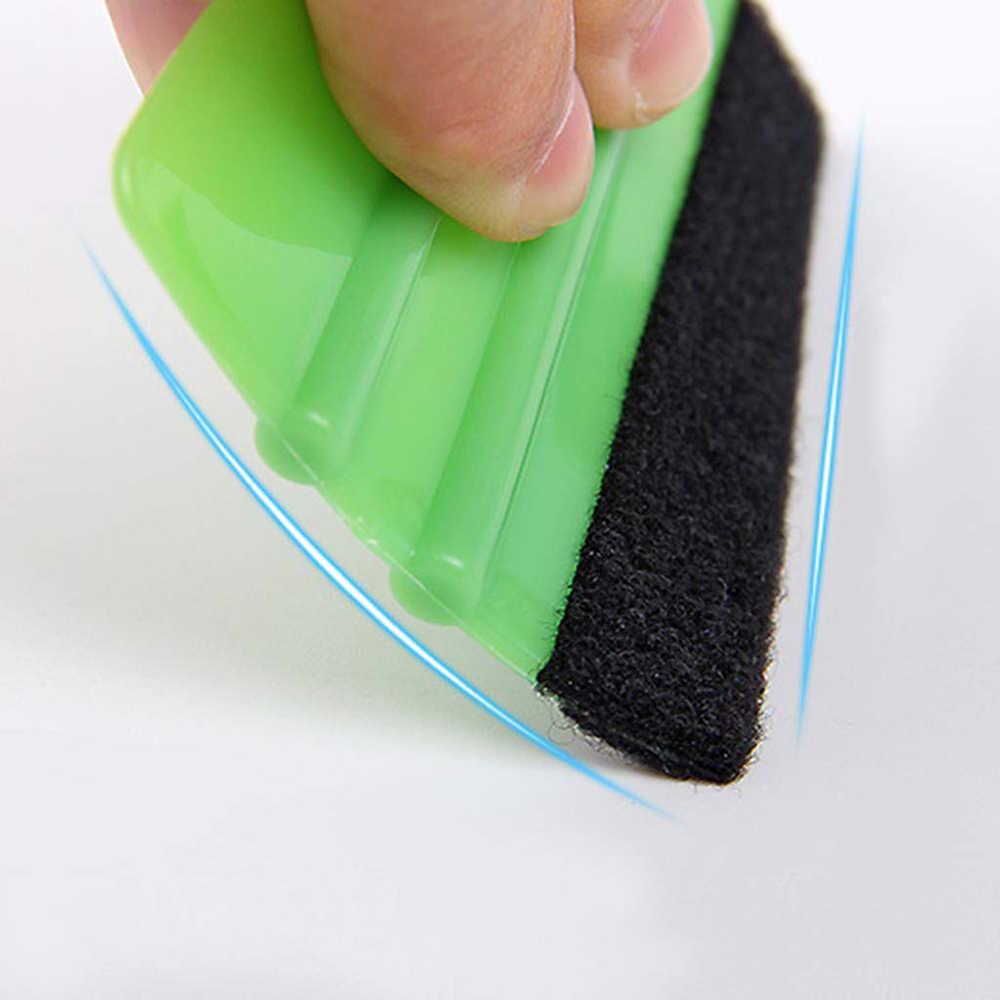 1pcs הרגיש קצה מגב רכב ויניל גלישת יישום כלי מגרד מדבקות לרכב רדיד כיכר גירוד לא מדבקה לרכב-סטיילינג