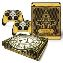 Assassin's Creed Xbox One X Skin