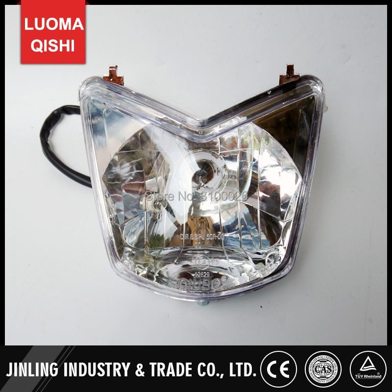 EEC E-Mark Head light Fit For ATV Jinling 250cc EEC JLA-21B, JLA-923 JLA-925E Quad Bike Parts