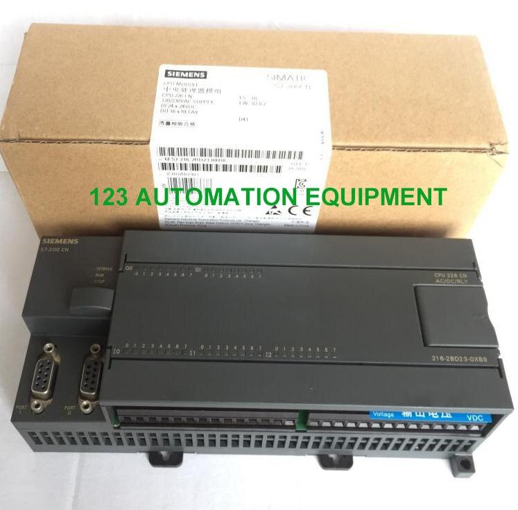 Nuova scatola originale 6ES7 216-2BD23-0XB8 CPU226CN CPU MODULO 6ES7216-2BD23-0XB8Nuova scatola originale 6ES7 216-2BD23-0XB8 CPU226CN CPU MODULO 6ES7216-2BD23-0XB8