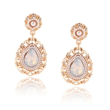 H:HYDE 2018 New Hot 1 Pair Fashion Statement Jewelry Luxury Earring For Bridal Women Wedding Bijoux Gifts Jewellry Accessories