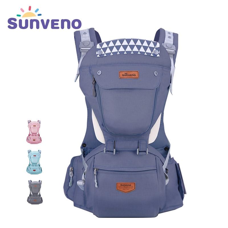 Sunveno новые кенгуру эргономичный Baby Carrier пальто рюкзак Перевозчик Табурет Hipseat для новорожденных кенгуру слинг 20 кг кучи
