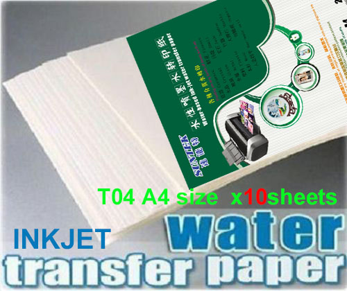 Online Buy Wholesale water slide decal paper from China ...