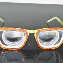 Высокая близорукость вуаль для женщин леди Высокая близорукость очки-19D
