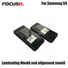 Novecel Silicone Rubber Pad / Mat Glue Removing OCA Laminating For Samsung Galaxy S9 G960 plus G965 No Touch Flex