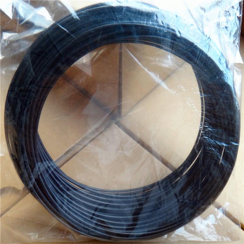 20M 3d printing filament ABS 1.75mm For 3D Drawing Printer Pen MakerBot RepRap UP Mendel yz04 175 1 75mm makerbot reprap mendel filament for 3d printer red black