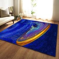 150*200cm Creative Europe Type 3D Printed Carpets Hallway Area Rugs Bath Absorb Water Antiskid Mats Kitchen Doormat Home Carpet