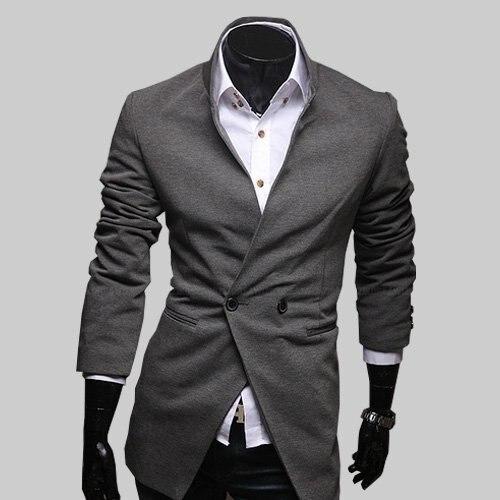 Free shipping Men's Blazer Wedding Dress Jacket Fashion ...