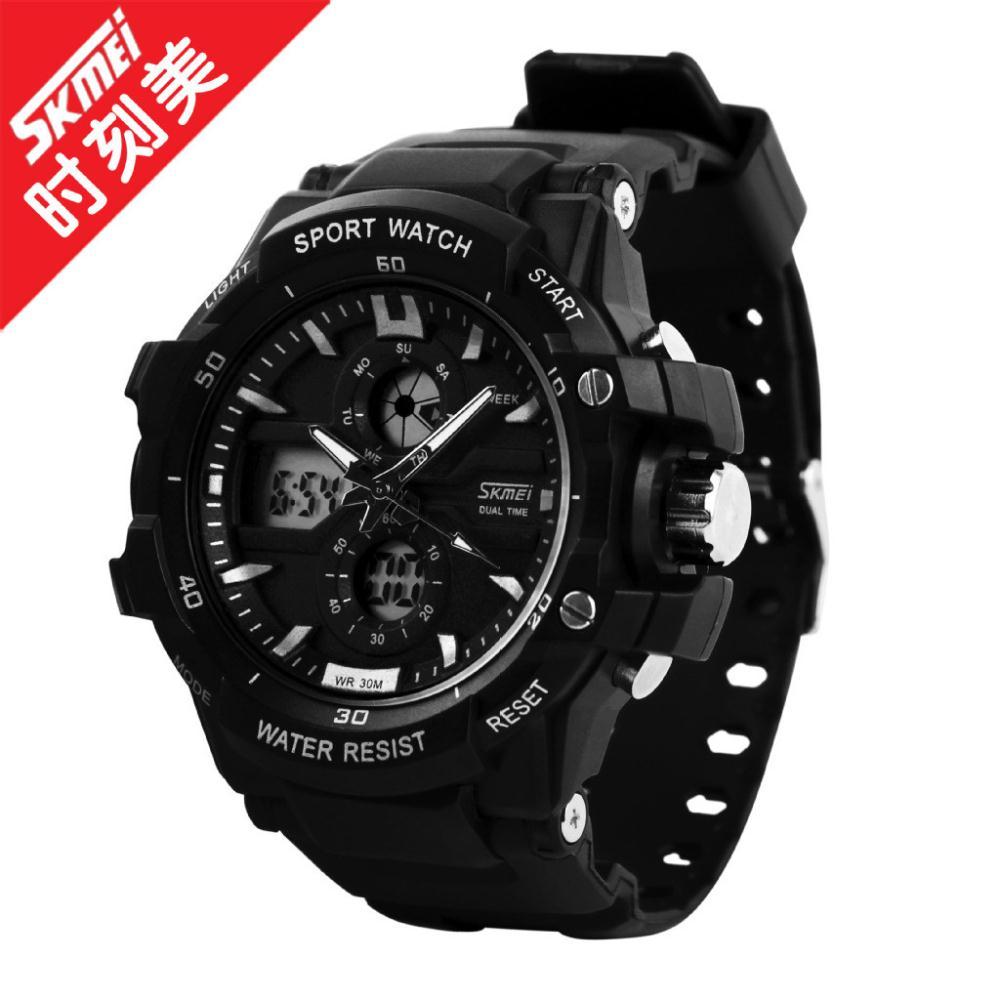 10f763c9e0e4 Relojes deportivos informales para los hombres que están más a la moda