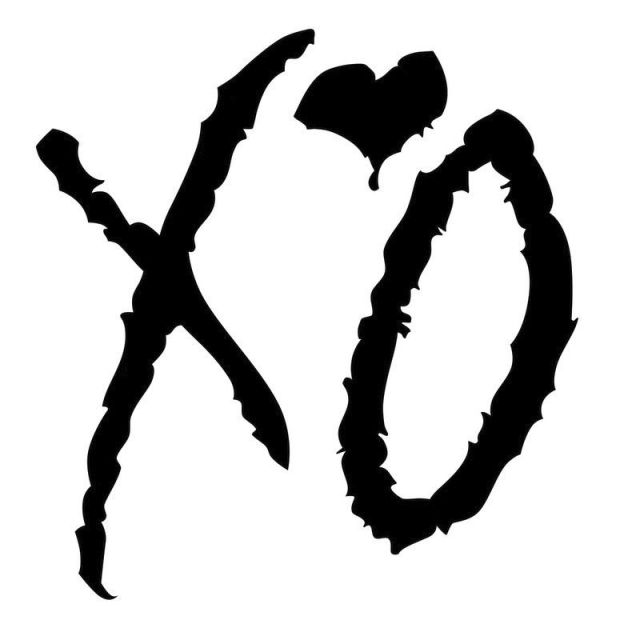 The Weeknd Quot Xo Quot Sticker Decal Choose Your Color Amp Size