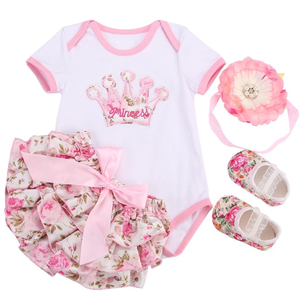 Princess Baby Clothing Girl Set Newborn