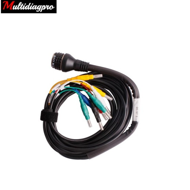 8pin Cable for MB SD Connect Compact 4 Star Diagnosis on Aliexpress ...