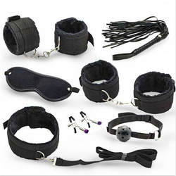 Сексуальный комплект нижнего белья, секс наручники, БДСМ, бондаж, эротические костюмы, женский костюм, эротическое белье, интимные товары, Б... 3