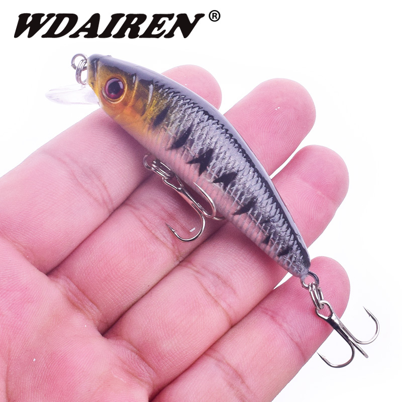 1Pcs Minnows Fishing Lure 70mm 8g Japan 3D Eye Artificial Hard bait Crankbait Floating swimming Wobblers Pesca fishing tackle 1pcs 3d eye wobbler fishing lure 8 5cm 6 8g japan swimbait pesca crazy wobble crankbait swimming bait fishing tackle