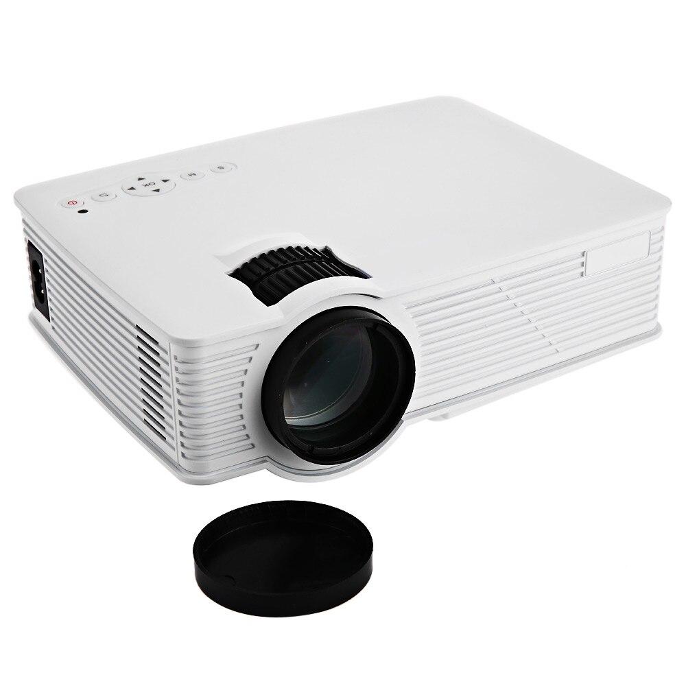 2000 Lumens Full Hd 1080p Led Lcd 3d Vga Hdmi Tv Home: GP9 2000 Lumens LED Projetor Full HD 1080P Portable USB