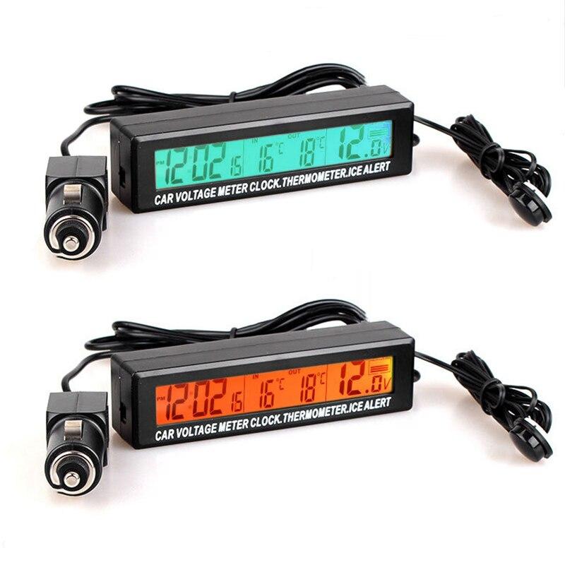 migliore qualità per la migliore vendita Sconto speciale Offerte PARASOLANT Accessori Auto LED Orologio Elettronico ...