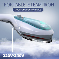 650W Handheld Garment Steamer Steamer Iron For Clothes Generator Electric Steam Machine Appliances for Home Travel