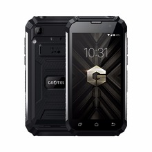 Geotel G1 del teléfono móvil 7500mAh Batería grande de 5,0 pulgadas HD MTK6580A Quad Core Android 7,0 2GB RAM 16GB ROM 8MP teléfono inteligente con Banco de energía