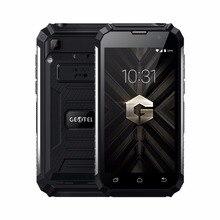 Telefone móvel geotel g1 7500 mah grande bateria 5.0 Polegada hd mtk6580a quad core android 7.0 2 gb ram 16 gb rom 8mp power bank smartphone