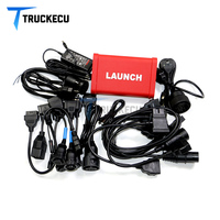 LAUNCH X431 Heavy Duty TRUCK Code Reader LAUNCH X431 HD II Module 24v Heavy Duty Truck Diagnostic scanner tool